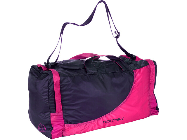 Nordisk Billund Sac de sport 45L, new pink/black
